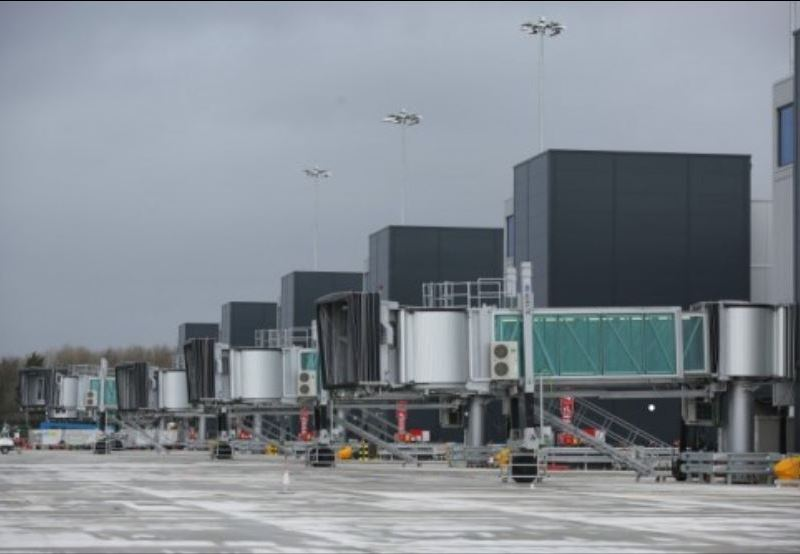 Take off for first phase of Manchester Airport's £1bn transformation programme