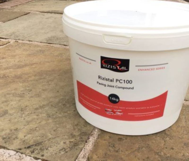 Rizistal's Expert Guide For Applying PC100 Paving Joint Compound