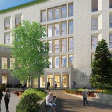 Planning approved for University of Lincoln 21m medical school building