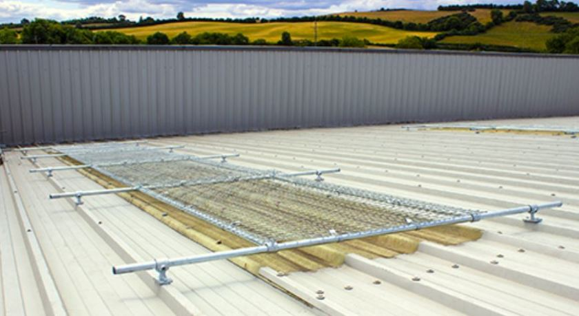 Kee Cover - Skylight Protection System