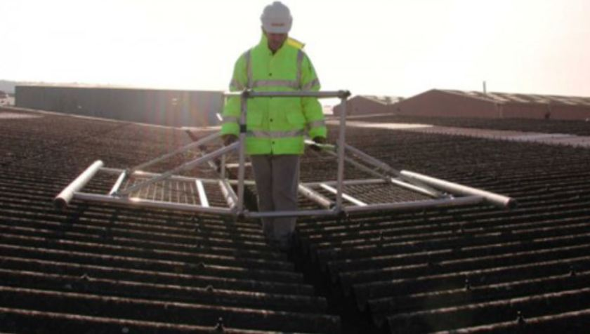 Industrial Roof Safety