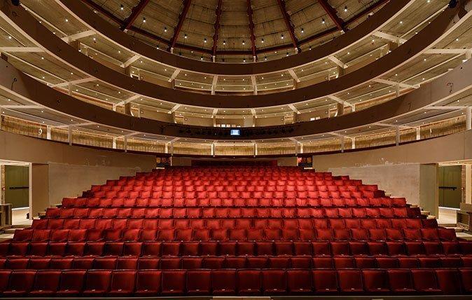 Grange Park Opera opens for 2019 season with new Robert Adam colonnade