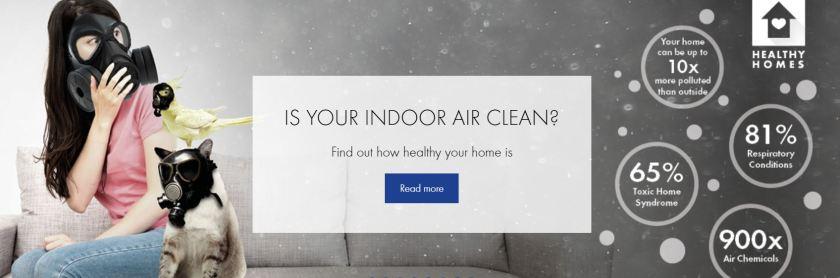 Vent-Axia Healthy Homes