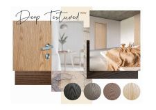 Give your door real feel appeal with Deep Textured!