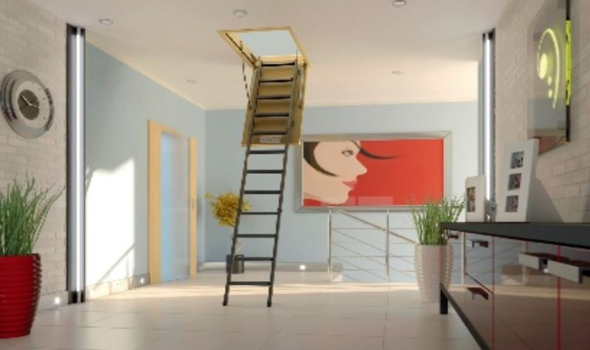 FAKRO loft ladders