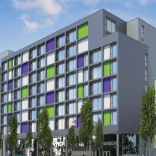 Nine-storey YMCA campus reaches new heights as significant structural milestone met