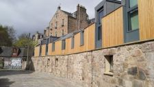 Contemporary accommodation in historic Edinburgh