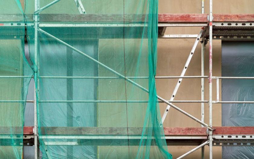 Easi-Dec - Alternative to scaffolding