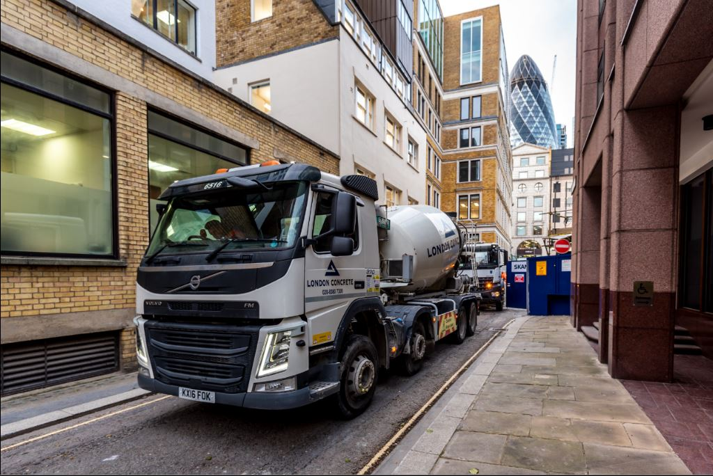 Construction logistics app to improve performance and sustainability wins £500,000 research grant
