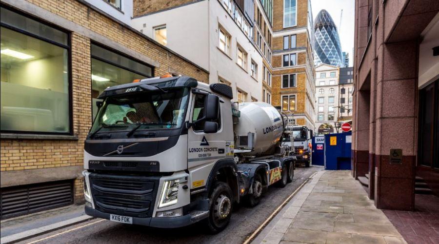 Construction logistics app
