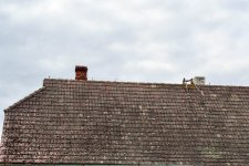The challenge of accessing sloped roofs safely