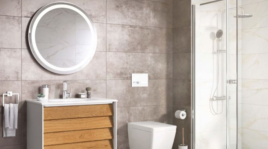 VitrA Water Saving Bathroom