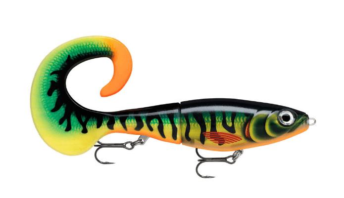 Rapala X Rap Otus Hot Tiger Pike