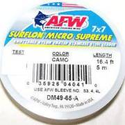 AFW Surflon Micro Supreme Pike Safe Hooklink