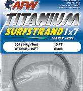 AFW Titanium Surfstrand 75lb