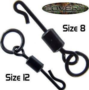 Gardner Flexi-Ring Kwik Lok Swivels Size 8