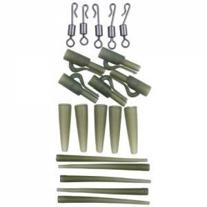 Gardner Covert Clip Kit Session Pack C-Thru Green