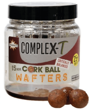 Dynamite Baits Complex-T Cork Ball Wafters 15mm
