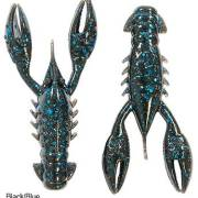 Z-Man TRD Crawz Blue/ Black 6 Pack