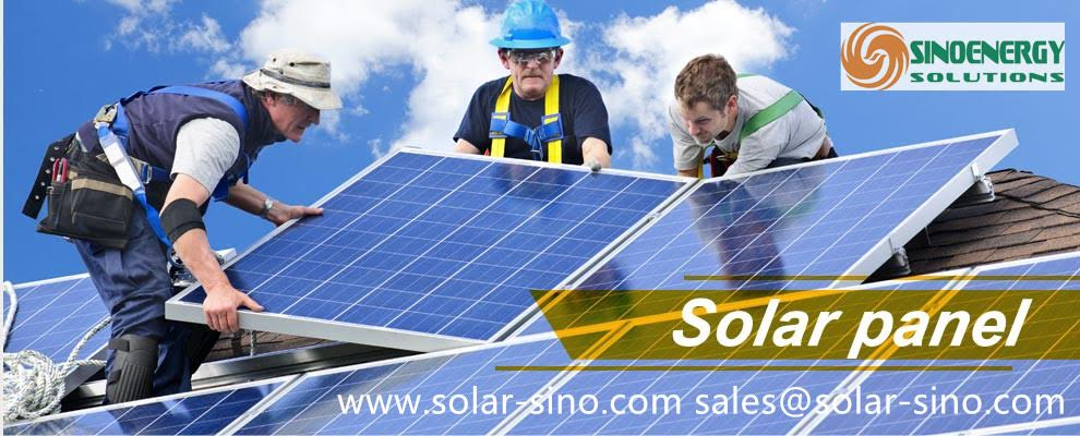 Ningbo Sino New Energy Technology Co.,Ltd Professional Solar Module Manufacturer