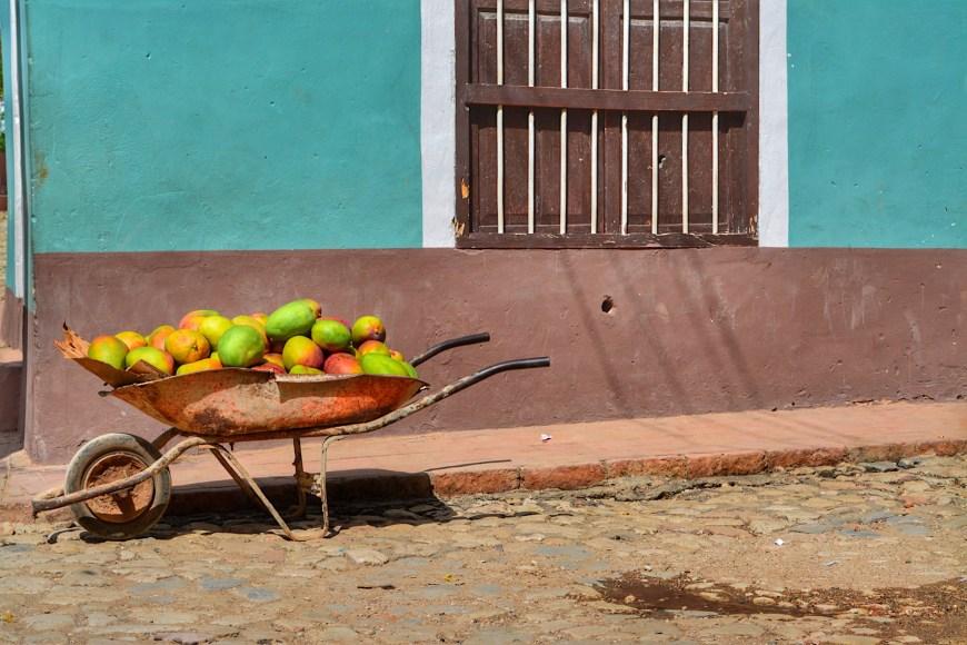 Cuban Mangos