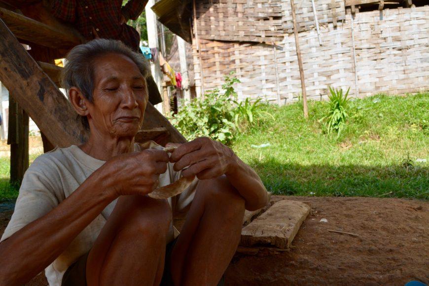 hmong villager