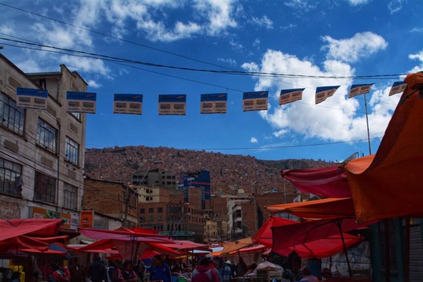 Weekend Boliva Guide, La Paz Market
