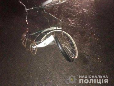 На Володимиреччині водій BMW збив на смерть велосипедиста
