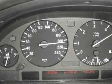 200 км/год: вулицями Рівного літав навіжений BMW (ВІДЕО)