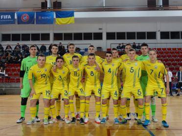 Збірна України із футзалу зіграла внічию з Португалією (ВІДЕО)
