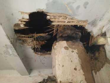 На Млинівщині бійці ДСНС врятували від вогню житловий будинок