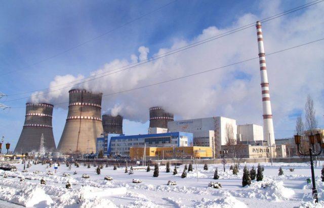 На РАЕС введено у експлуатацію комплекс з переробки радіоактивних відходів