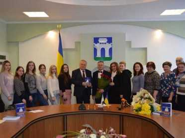 Лауреатом Рівненської літературної премії став Віктор Мазаний