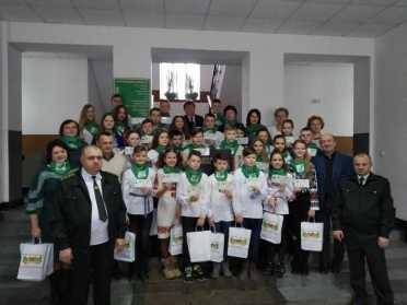 В Костополі урочисто відкрили Школу юних лісників