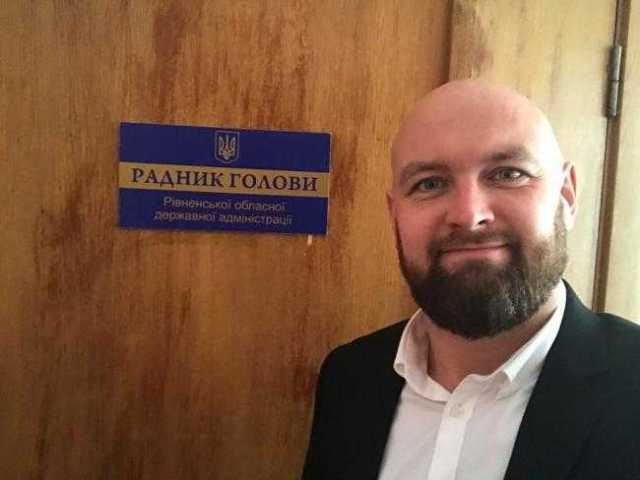 Олександр Поліщук, ексрадник голови ОДА
