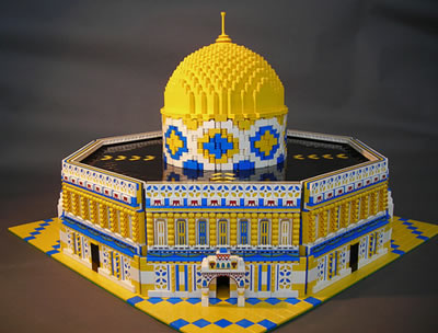 35 Stunning Examples of Lego Architecture Lego Buildings and Monuments