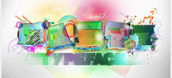 Best of Photoshop Text Effects Tutorials 2009