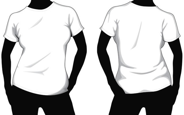 Collection of Blank T Shirt Mockup Templates Girl T Shirt Template