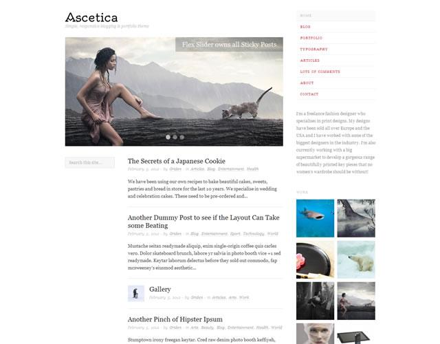 Ascetica Responsive
