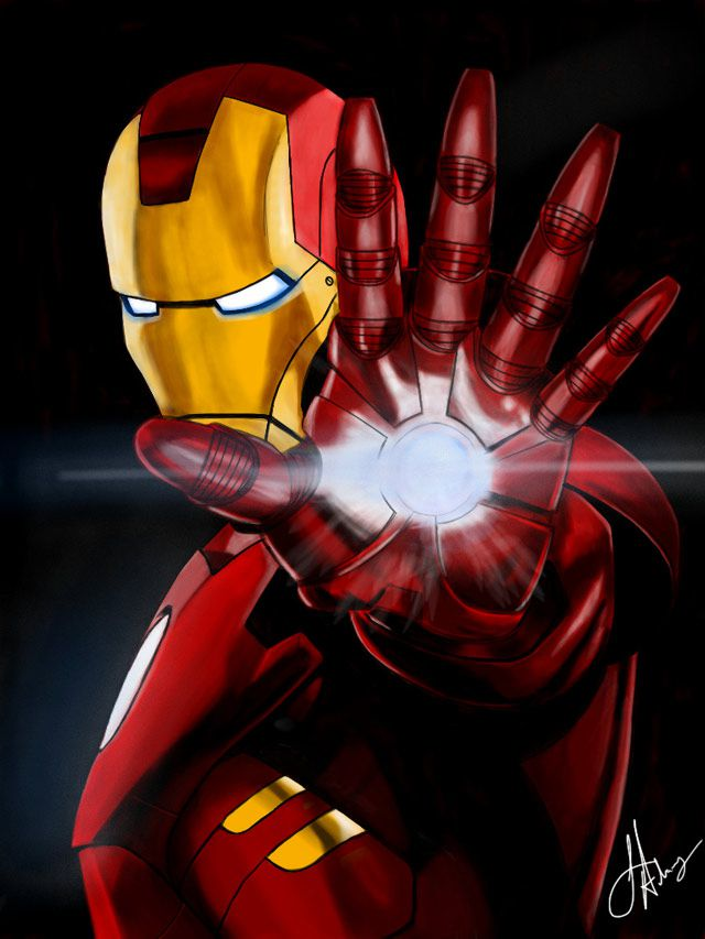 25 Amazing Iron Man Artworks For Fans