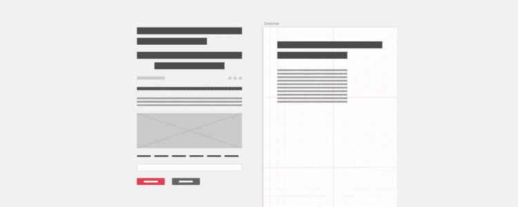 Fluid Wireframe Kit