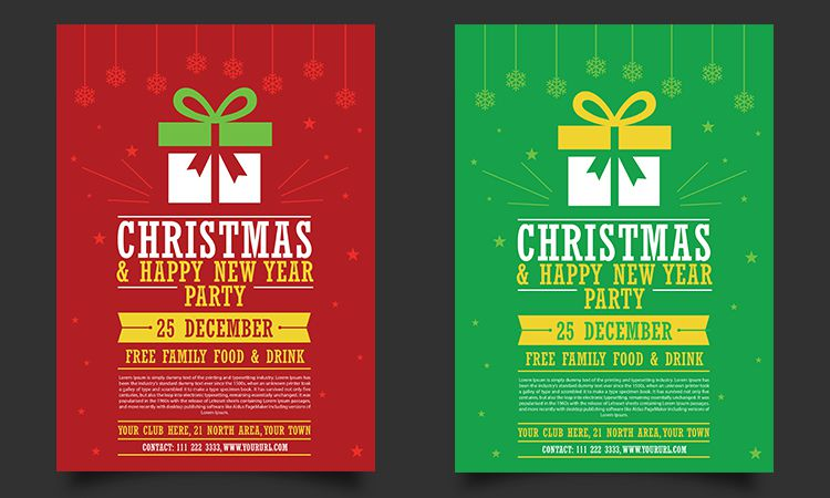 50 plantillas y recursos navideños gratis, descargalos ahora!