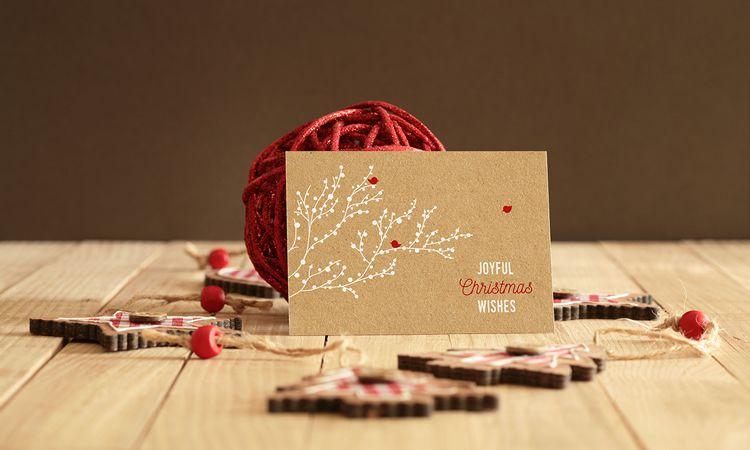 Real Photo Invitation o Greeting Card Maqueta vacaciones gratis