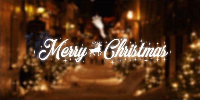 Merry Christmas Free Font vacaciones gratis