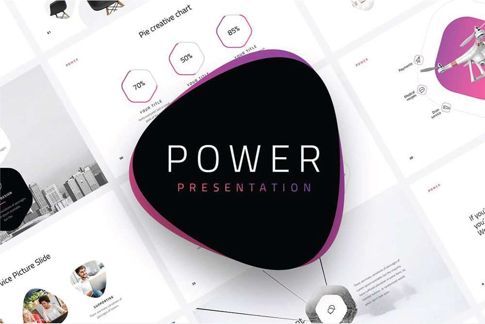 10 Free Powerpoint Templates for Creatives free powerpoint templates designers creatives