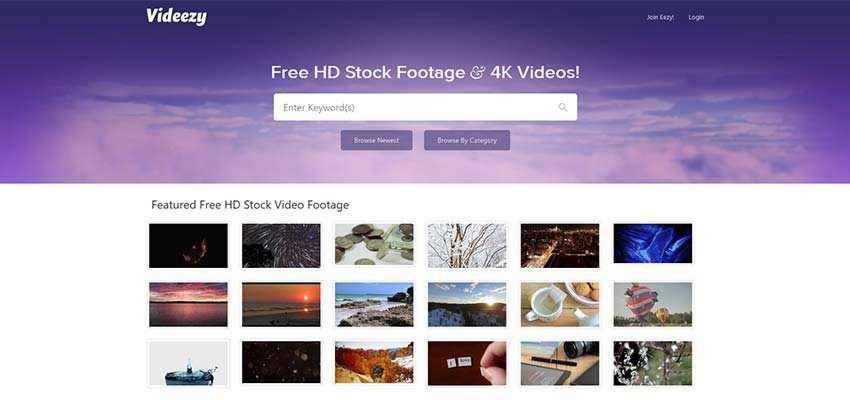 Free Stock Video Source HD 4K Videezy