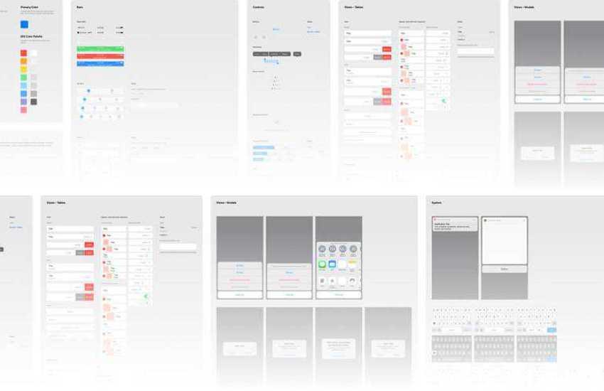 sketch mobile app ui kit sketch ux format free design creative sketch.app
