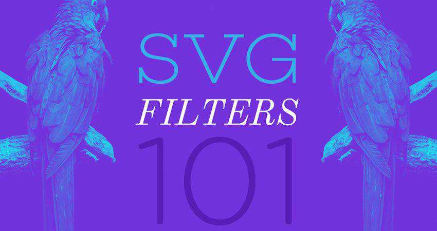 SVG Filters 101 Tutorial