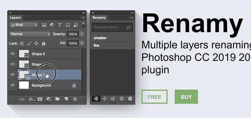 Renamy CC Plugin Plugin Extension