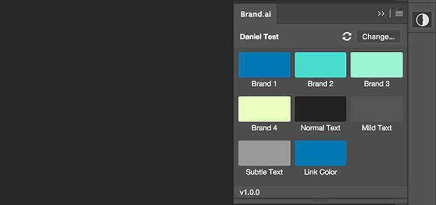 Brand.ai Photoshop Plugin Plugin Extension